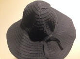 My black hat with UPF